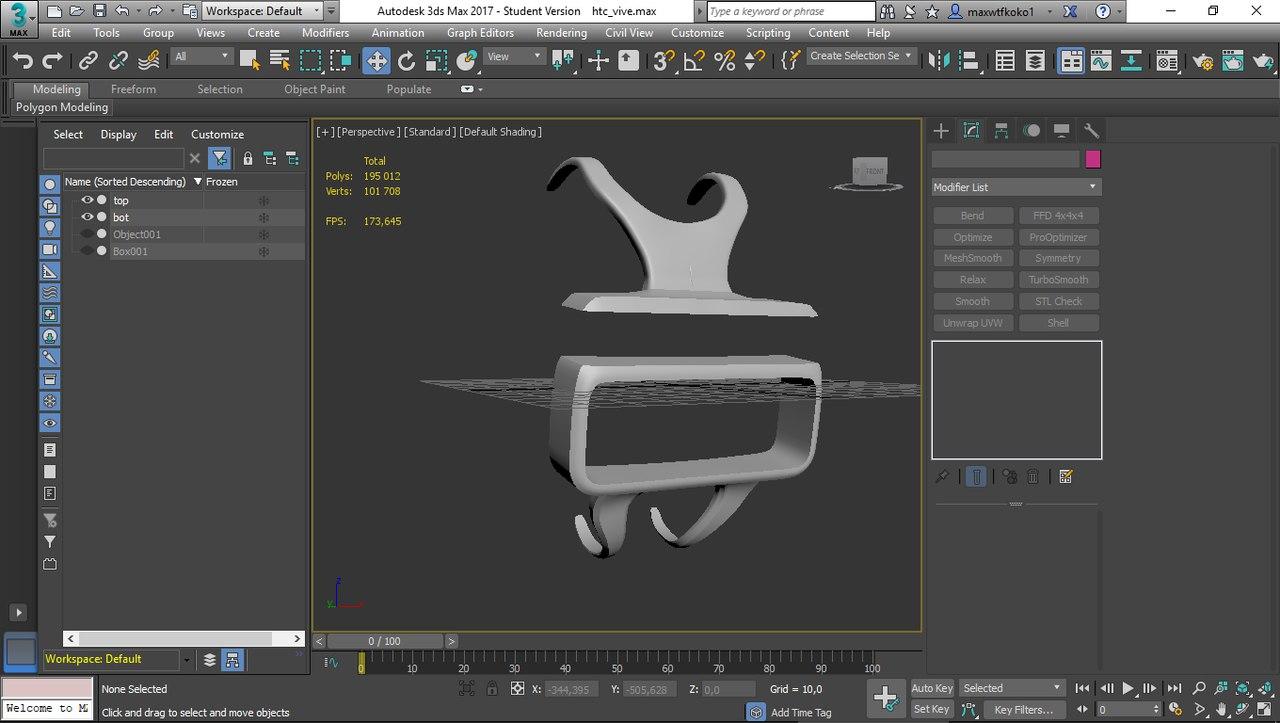 3D-печать макета