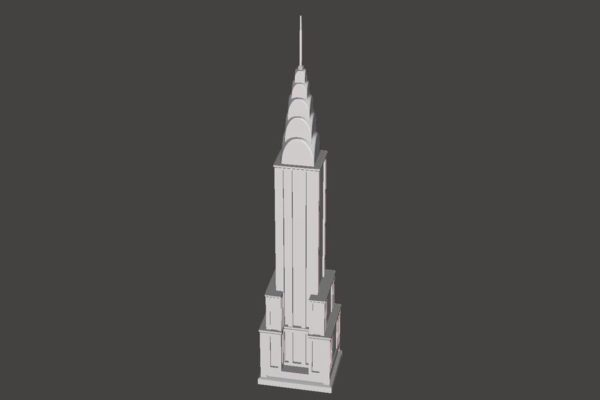 Empire State Building 3D модель