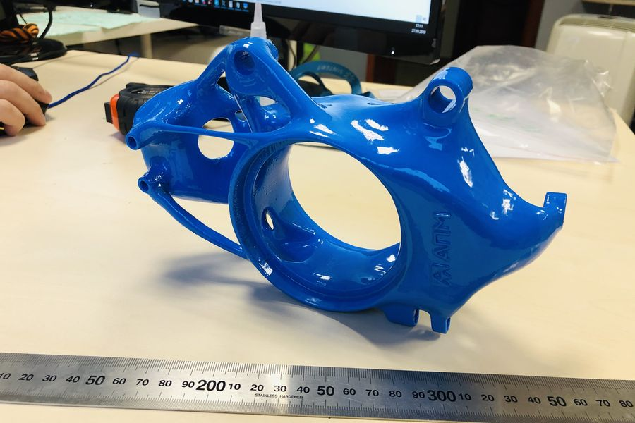 3D printing to order